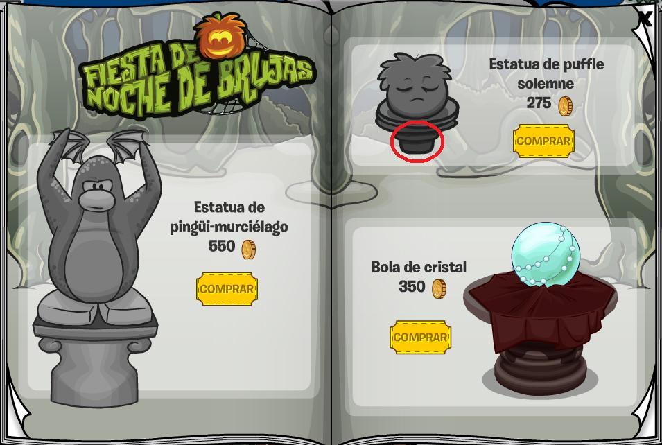 12 noviembre 2010 trucos de club penguin 2011 for Mesa cristal sensei
